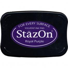 StazOn Royal Purple 101-0