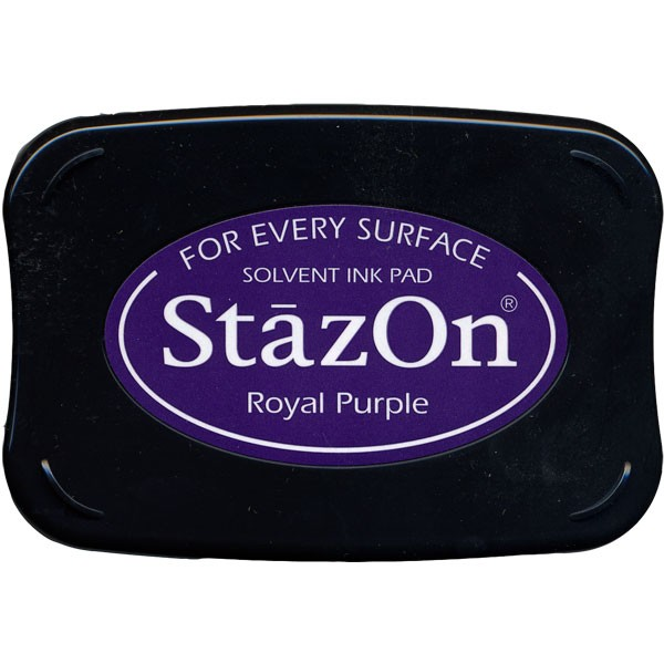 StazOn Royal Purple 101-0