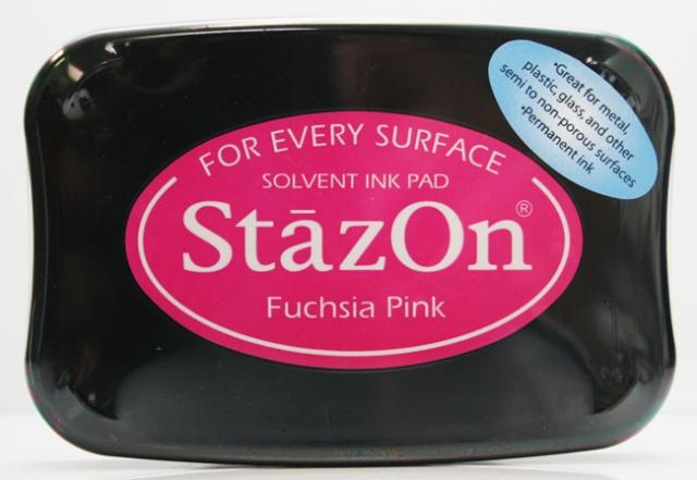 StazOn Fuchsia Pink 82-0