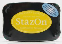 StazOn Sunflower Yellow 93-0
