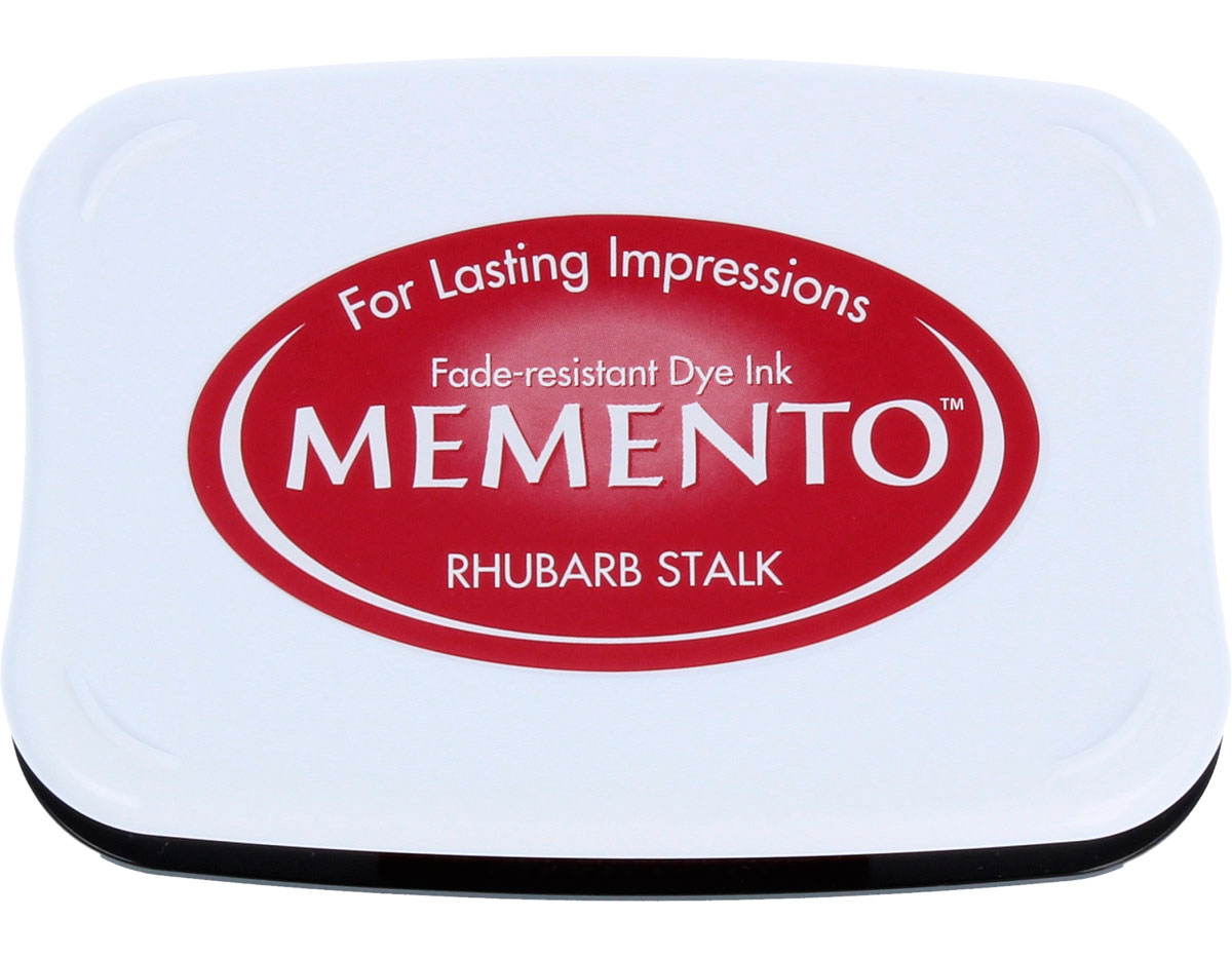 """301 Rhubarb stalk"" Memento-0"