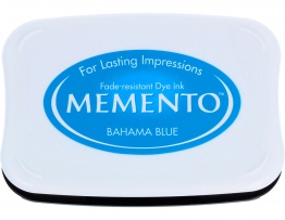 """601 Bahama Blue"" Memento-0"