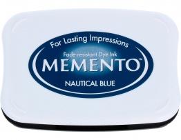 """""""607 Nautical blue"""" Memento-0"""