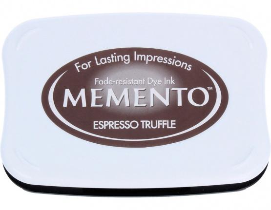 """""""808 Espresso Truffle"""" Memento-0"""