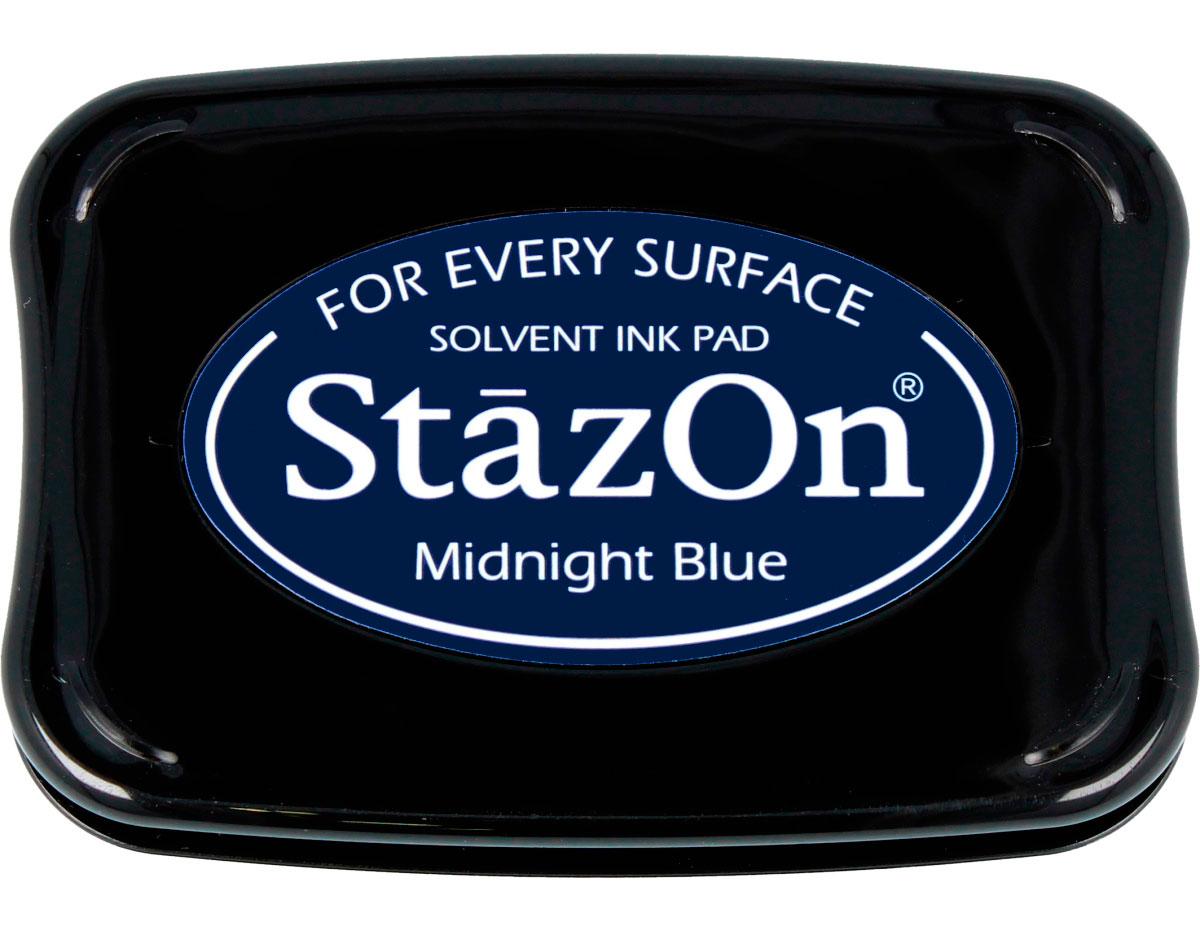 StazOn Midnight Blue 62-0