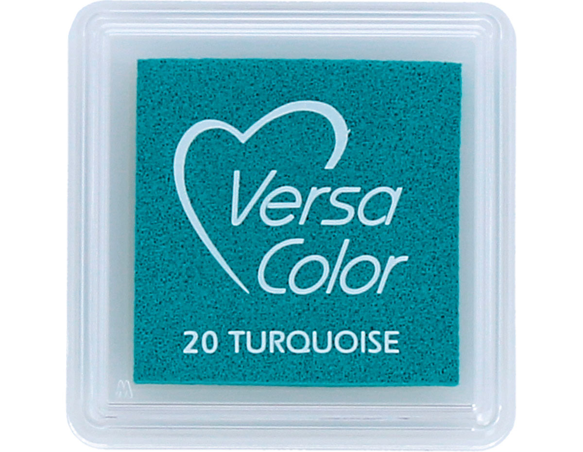 """TURQUOISE 20"" VersaColor-0"