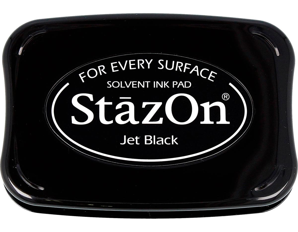 StazOn Jet Black 31
